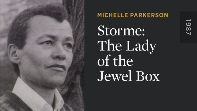 'Storme: the Lady of the Jewel Box'