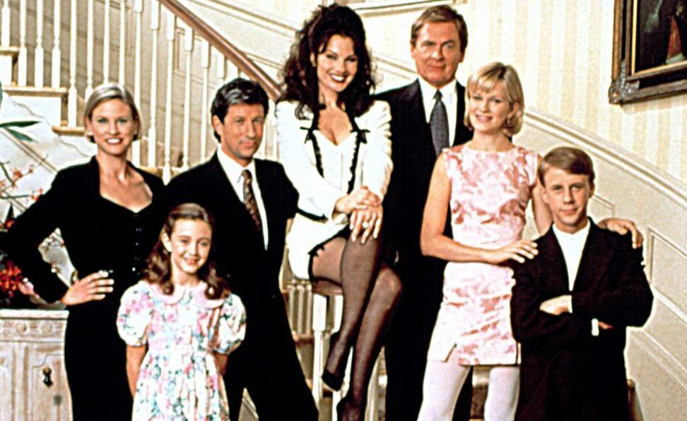 And Another Thing: <i>The Nanny</i> Is a Living, Breathing, Full-Color Cartoon