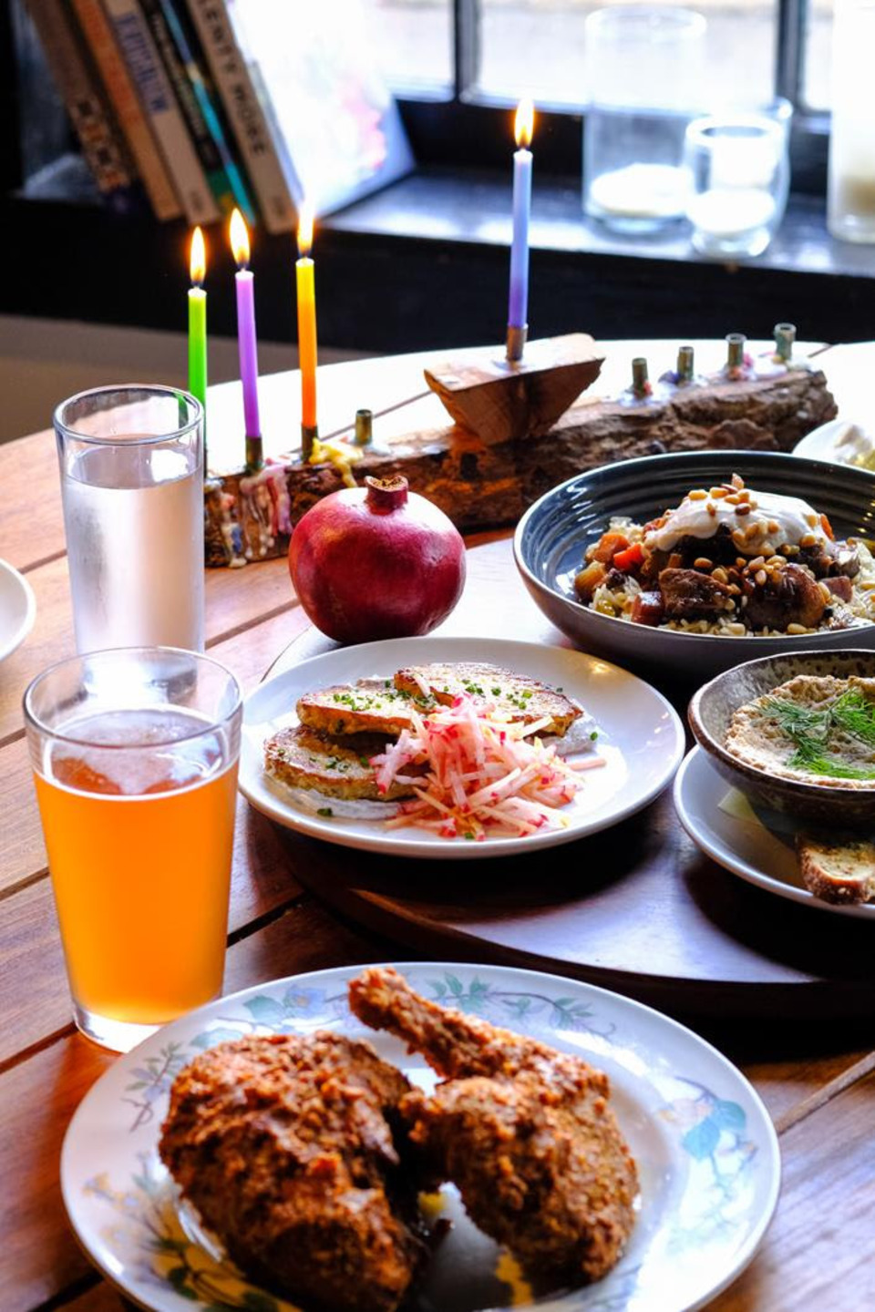 Butcher & Bee and The 404 Kitchen Have Your Hanukkah Meal Needs Covered