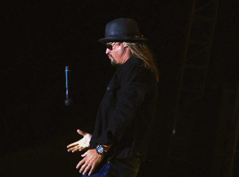 Kid Rock at Fontanel in 2016 by Weston Sparks