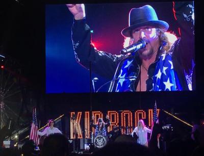 See a Transcript of Kid Rock's Profanity-Laden Fish Fry Stump Speech