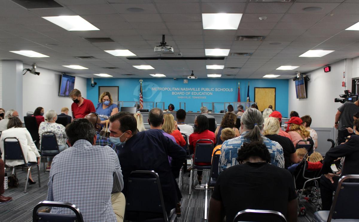 MNPS Declares Mask Mandate for 2021-2022 School Year