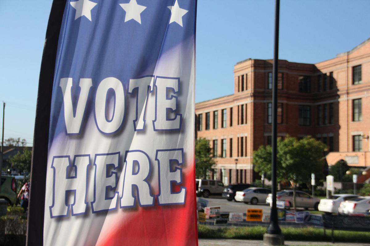 Davidson County Election Commission stock vote
