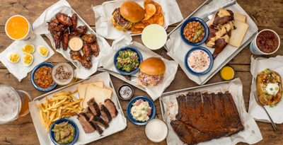 Martin's Bar-B-Que Joint Sets Opening Date for New Elliston Place Location