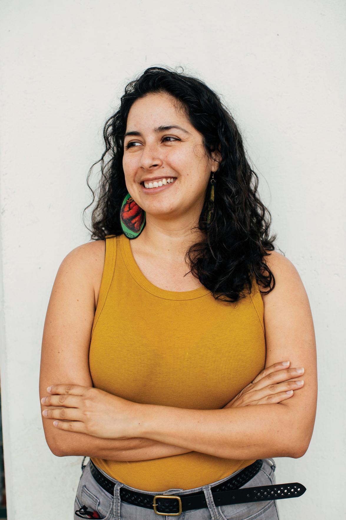 The People Issue 2021: Transit Advocate Brenda Pérez
