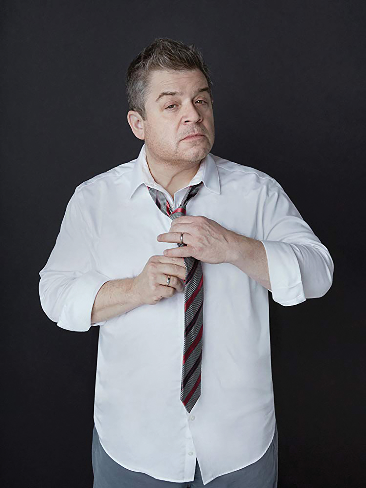 Talking to the Gifted, Inimitable Patton Oswalt