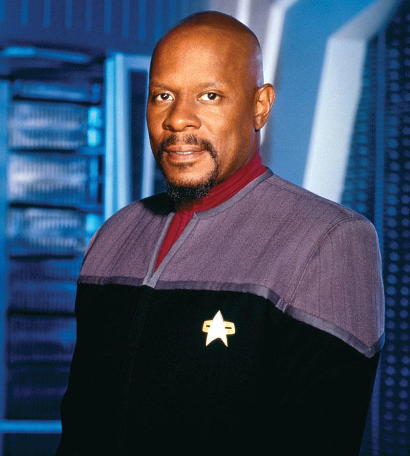 <i>Deep Space Nine</i>'s Avery Brooks went where few black men on TV had gone before