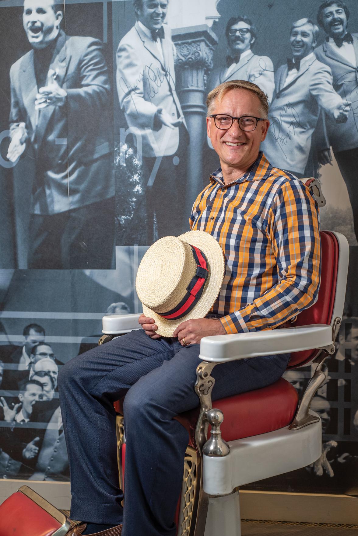 Nashville Byline: The Barbershop Harmony Society