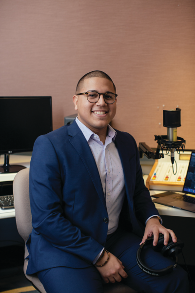 WPLN Reporter Sergio Martínez-Beltrán Meets Obstacles in the Capitol