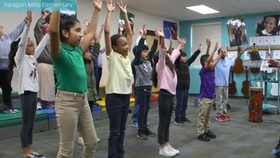 TPAC's Disney Musicals in Schools Program Keep Kids in the Spotlight