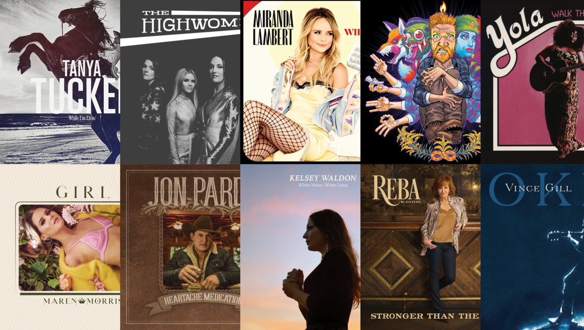 20th Annual Country Music Critics' Poll: The Results