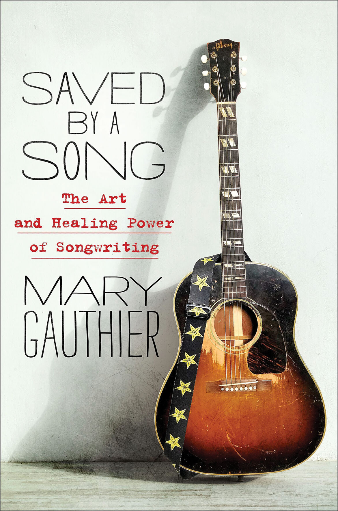 Cover Art Mary Gauthier Saved by a Song.jpg