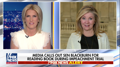 What Do We Even Say About Marsha Blackburn at This Point?