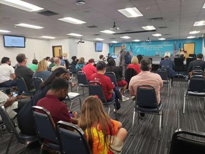 Chaos Ensues at MNPS Board Meeting Photo