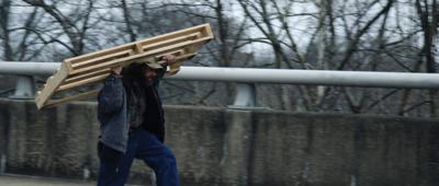 <i>Saint Cloud Hill</i> Documents the Fort Negley Homeless Encampment