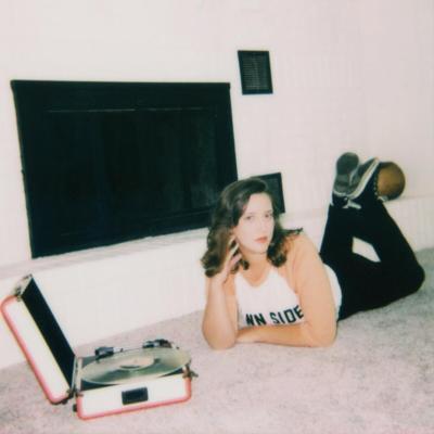 Caitlin Rose Own Side reissue promo by Danielle Holbert