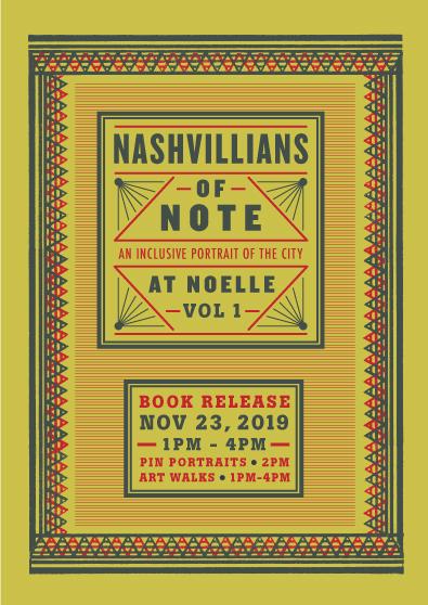 <i>Nashvillians of Note</i> Features the City's Luminaries