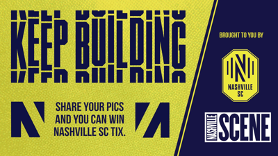 Keep Building With Nashville SC