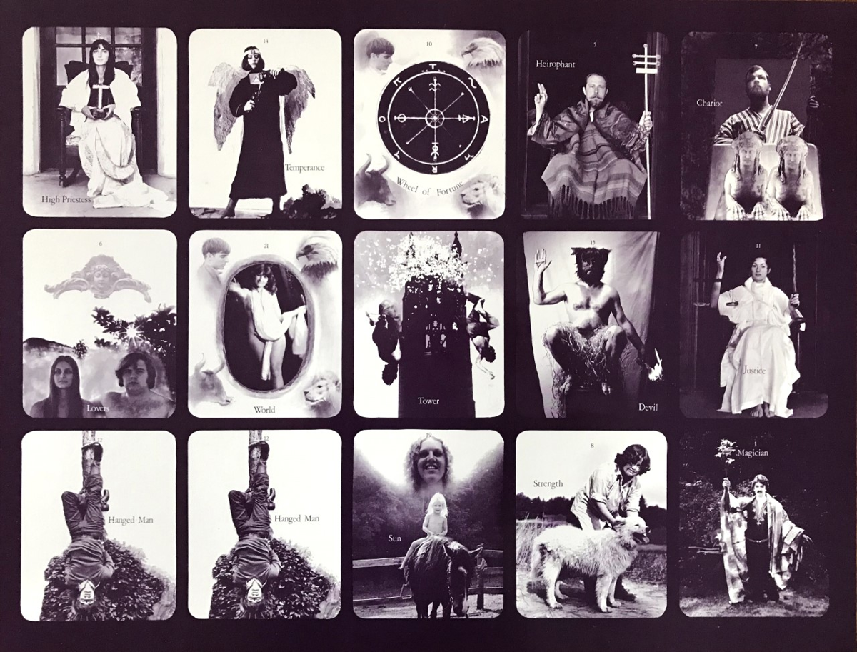Critic/Ally: Talking Tarot and Symbols with Bea Nettles