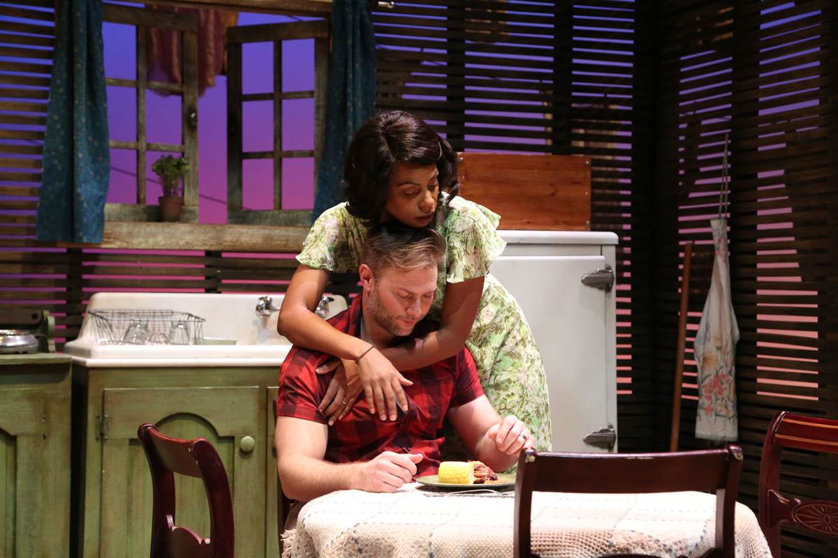 Tennessee Williams' Richly Textured Tragedy Dazzles at Nashville Rep