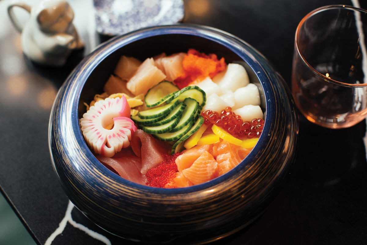 The Green Pheasant Delivers Japanese-Accented Downtown Elegance