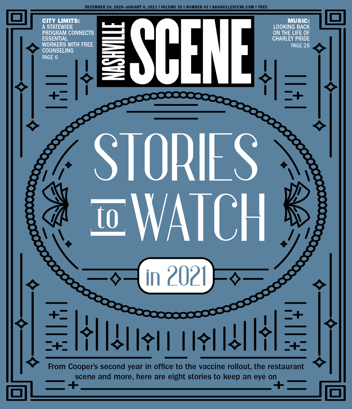 Stories to Watch in 2021