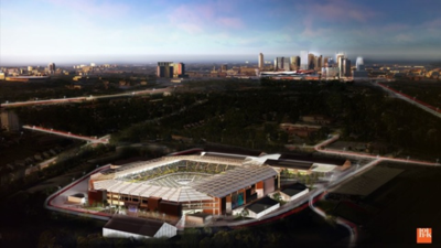 As Expected, Nashville a Finalist for MLS Bid