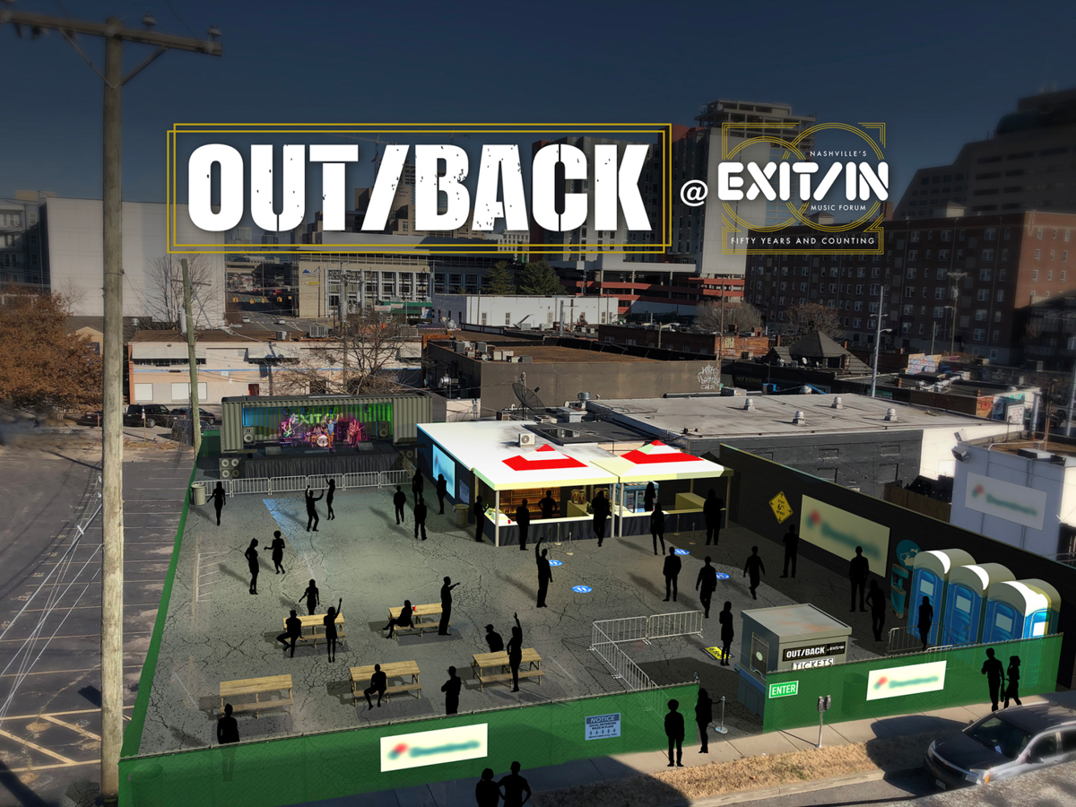 Daisha McBride, The Shindellas and More to Play Exit/In's Out/Back Concert Series