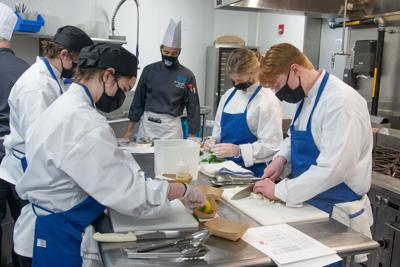 Nossi College of Arts Adds Chef Tom Eckert to Culinary Arts Program