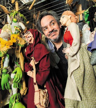 Nashville Byline: The Nashville Puppetmaster