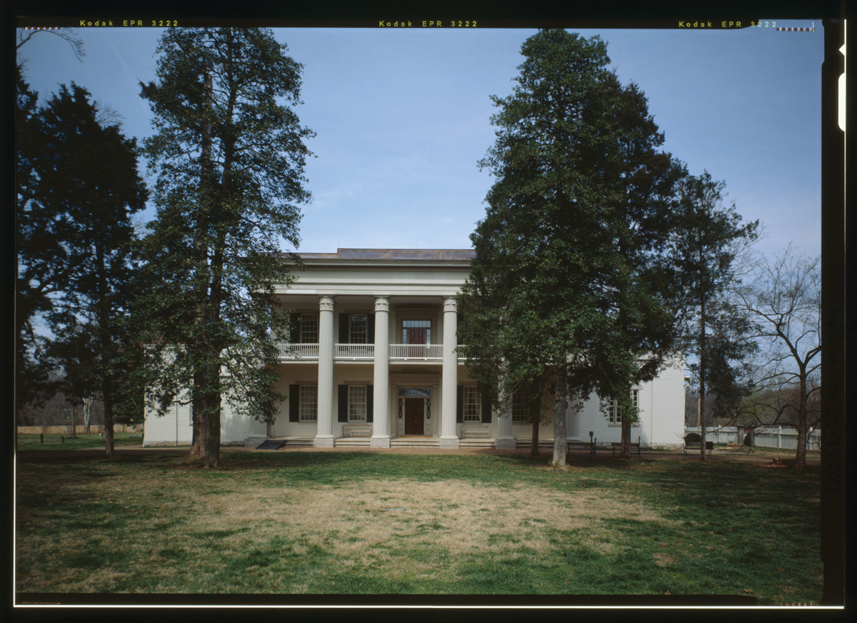 Wrestling With Jackson: At The Hermitage, the Full Story Must Be Told