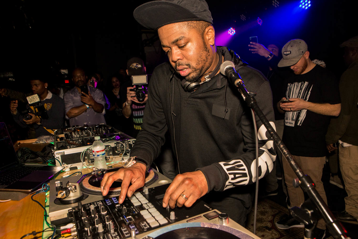 The Spin: The Boom Bap's 10th Anniversary at The Basement East, 1/26-27/2018