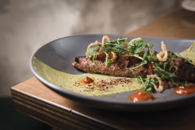 Lyra Offers a Superb Take on Modern Middle Eastern Fare