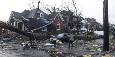 2020 Tornado Damage