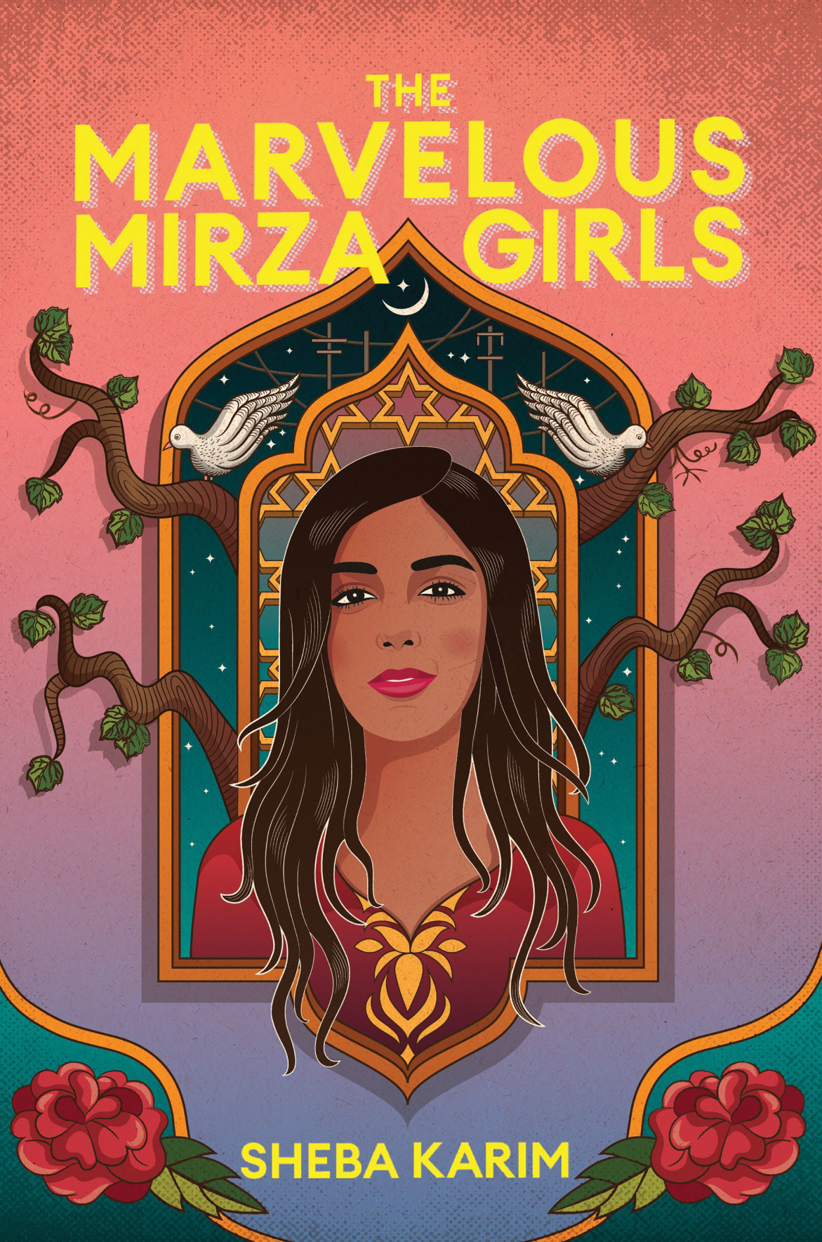 In <i>The Marvelous Mirza Girls</i>, a Teenager Explores Her Heritage and Herself in Delhi