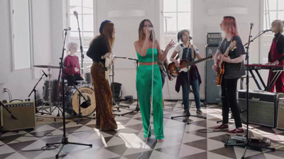 Watch Maren Morris Rock Out With Southern Girls Rock Campers