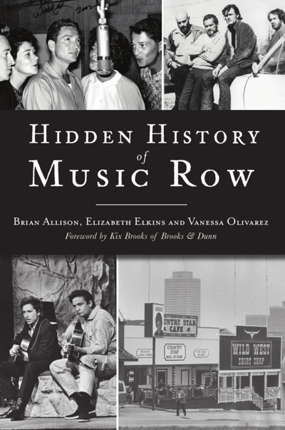 <i>Hidden History of Music Row</i> Dives Into the History of the Iconic Neighborhood