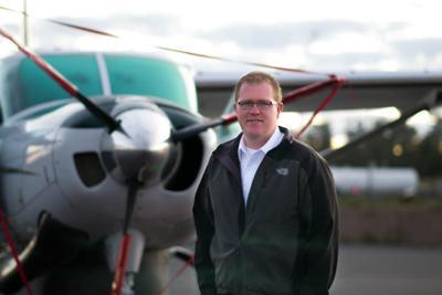 Pilot Nicholas Boelter