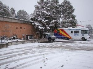 DPS Sets Up Command Post To Help Coordinate During This Week's Storms