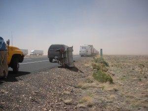 ADOT Reopens I-40