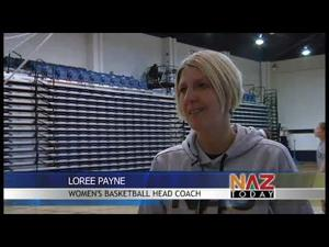 NAU Women's Basketball Spotlight -- Khiarica Rasheed