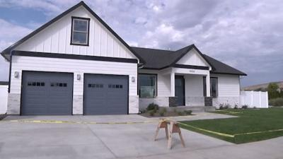 Perry Tech will raffle off home built by students