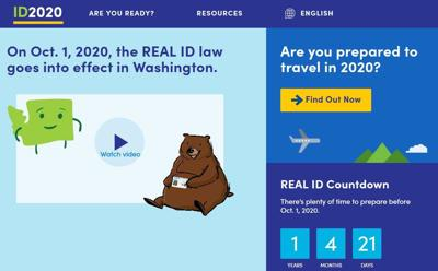 Real ID law going into effect in 2020