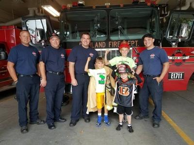 Richland firefighters support MDA with annual Fill the Boot drive