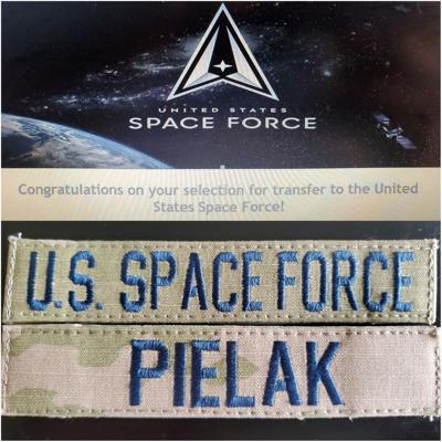 NW man in Space Force