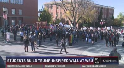 border wall replica