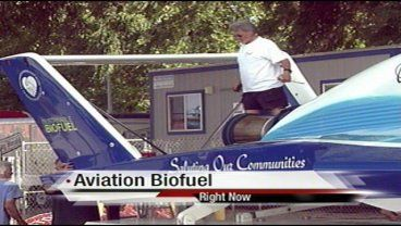 Researching biofuel for Hydroplanes