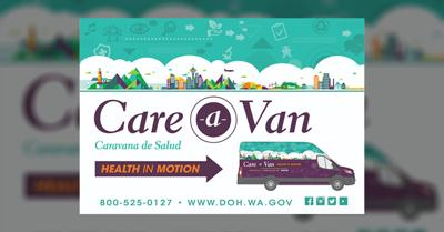 """DOH launches mobile COVID-19 vaccination service called """"Care-A-Van"""""""