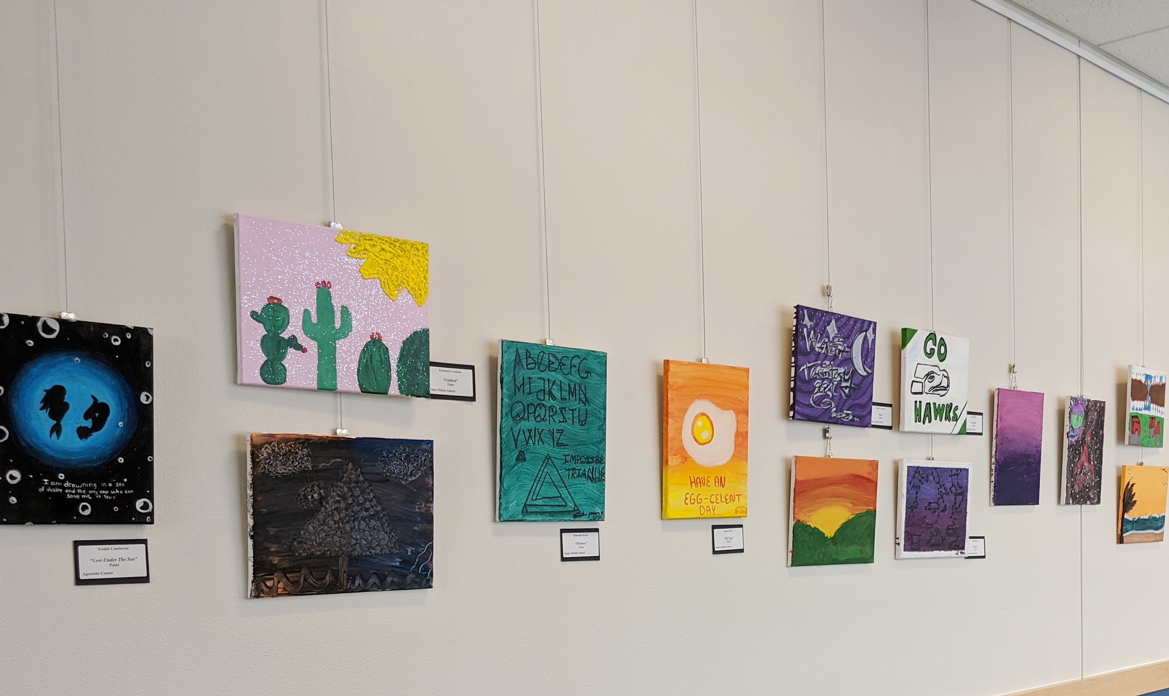 art exhibit 2