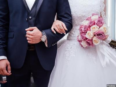 17 people test positive for COVID-19 after attending 300 person wedding